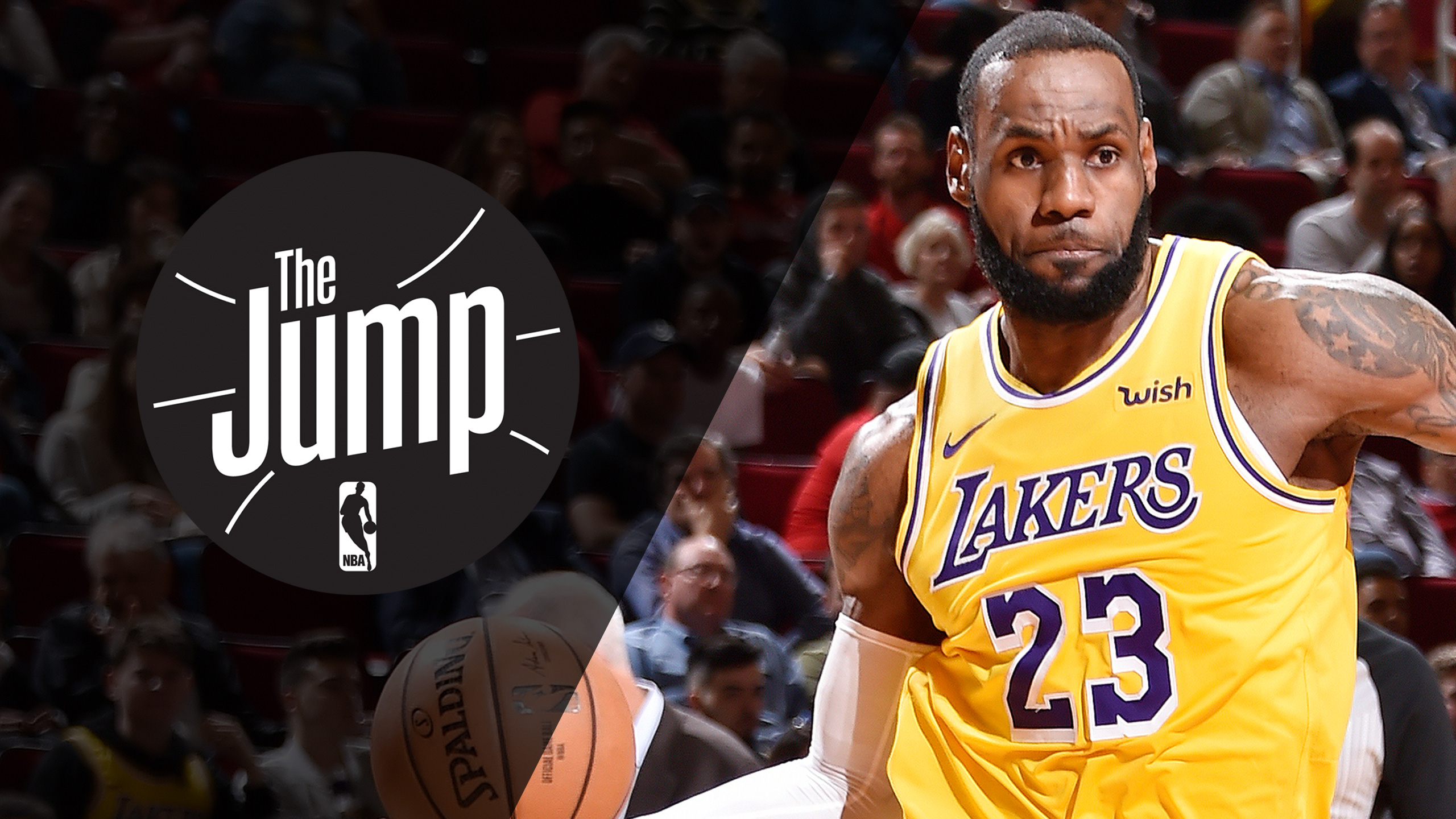 Fri, 12/14 - NBA: The Jump