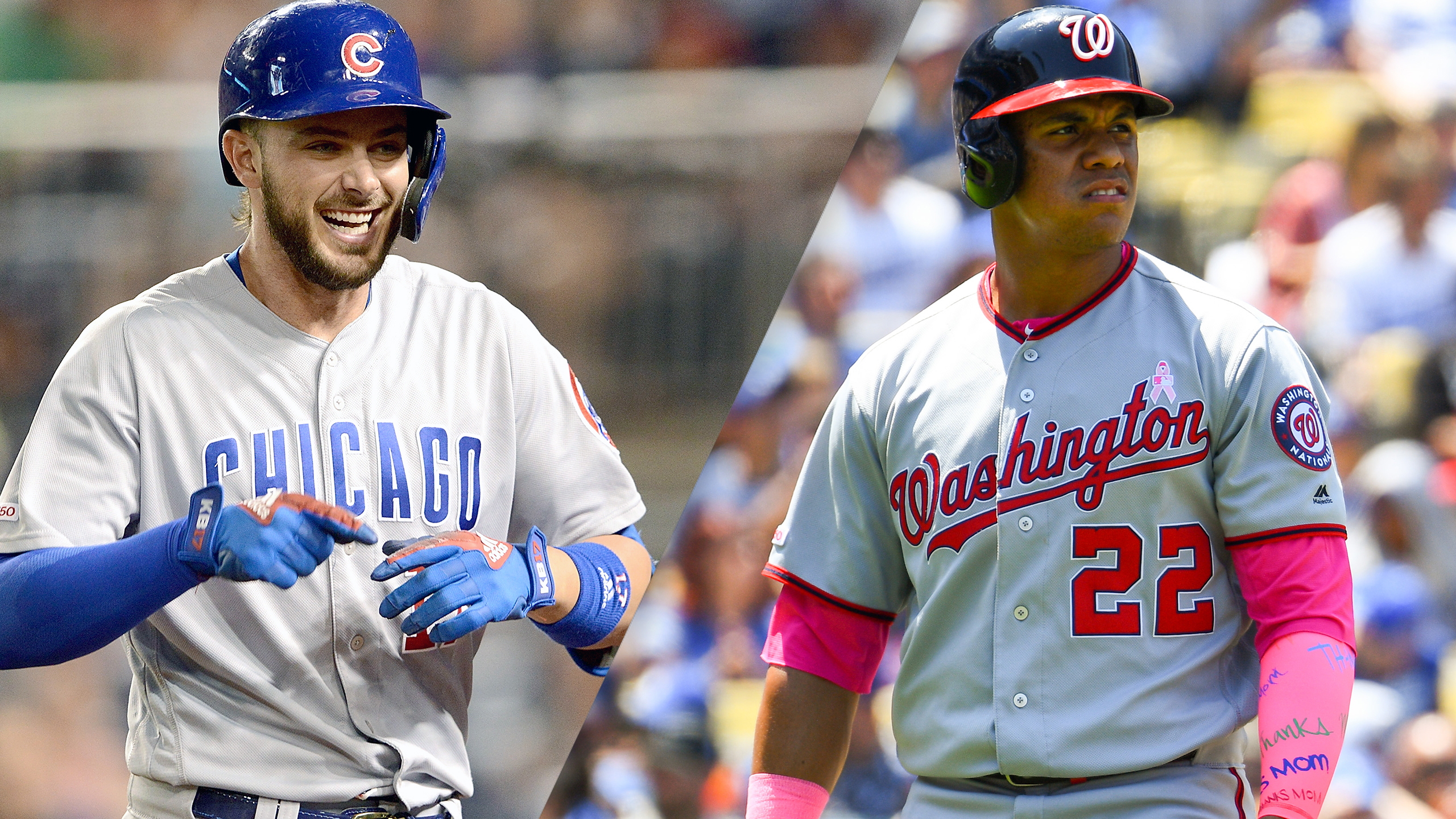 Chicago Cubs vs. Washington Nationals (re-air)