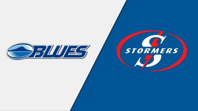 Blues vs. Stormers
