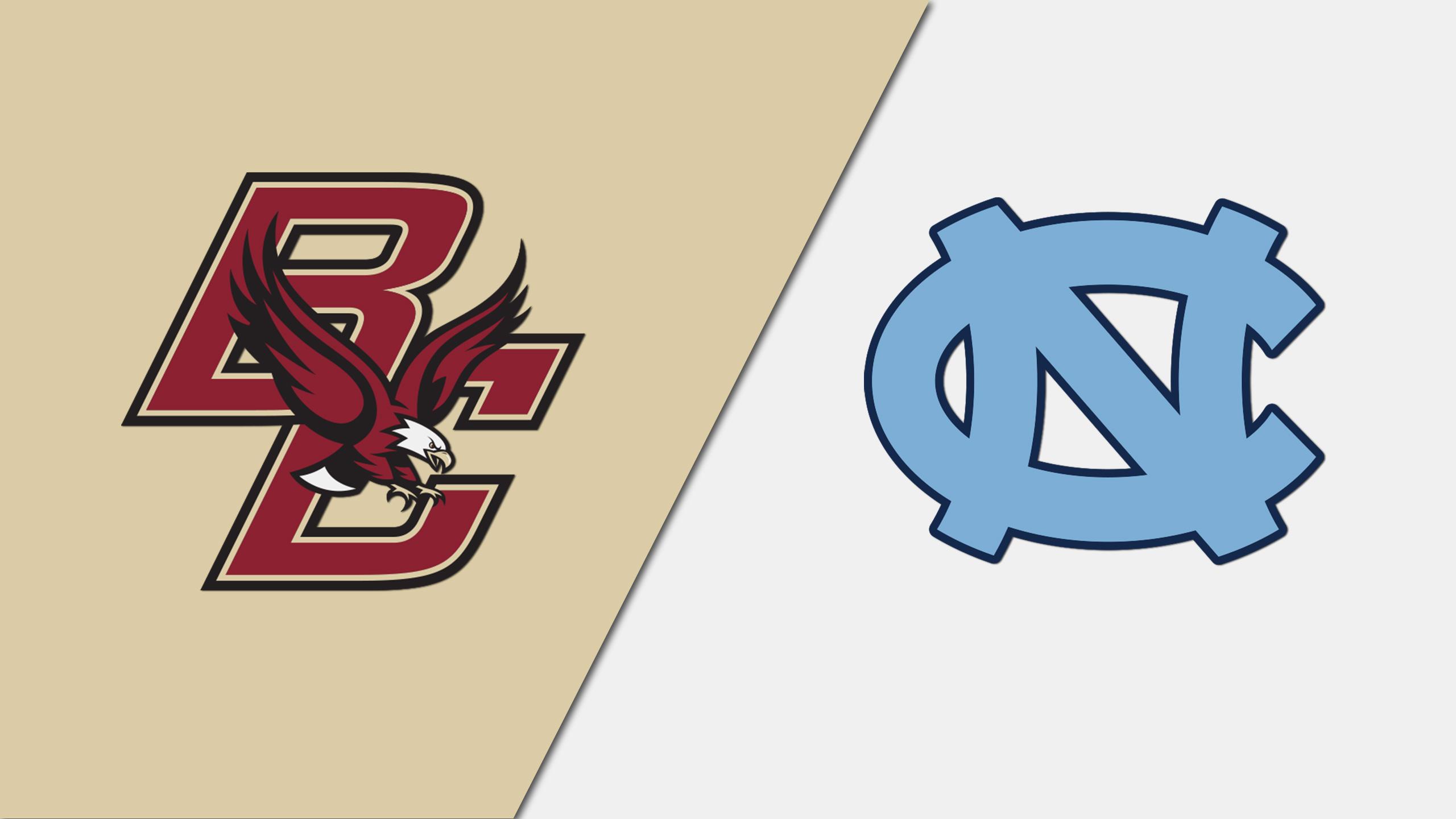 Boston College vs. North Carolina