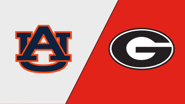 Auburn vs. Georgia (re-air)