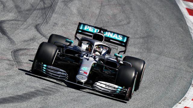 Formula 1 myWorld Austrian Grand Prix Practice 1
