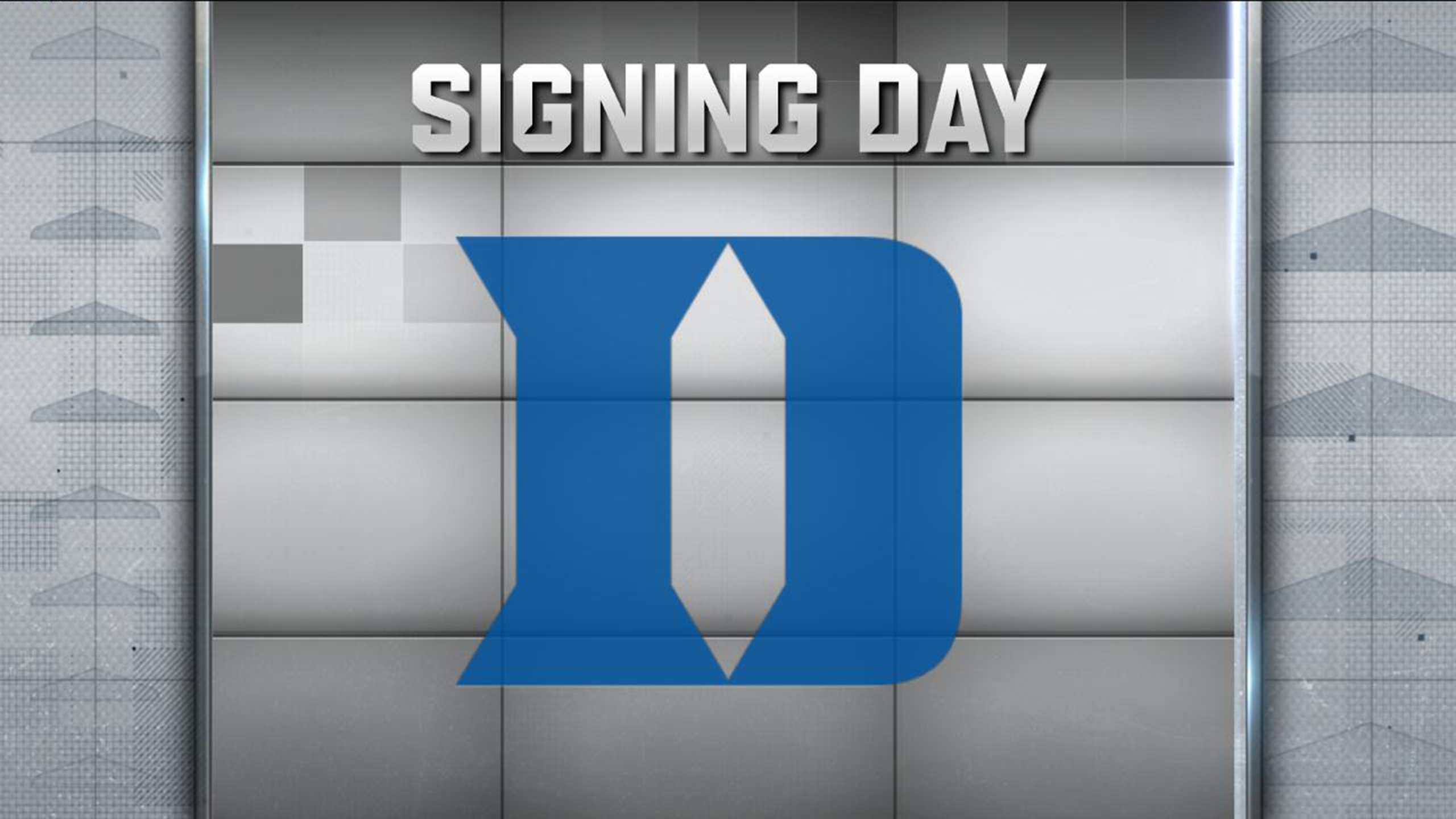 Duke Football National Signing Day