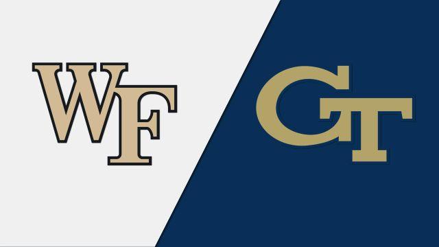 Wake Forest vs. Georgia Tech (W Volleyball)
