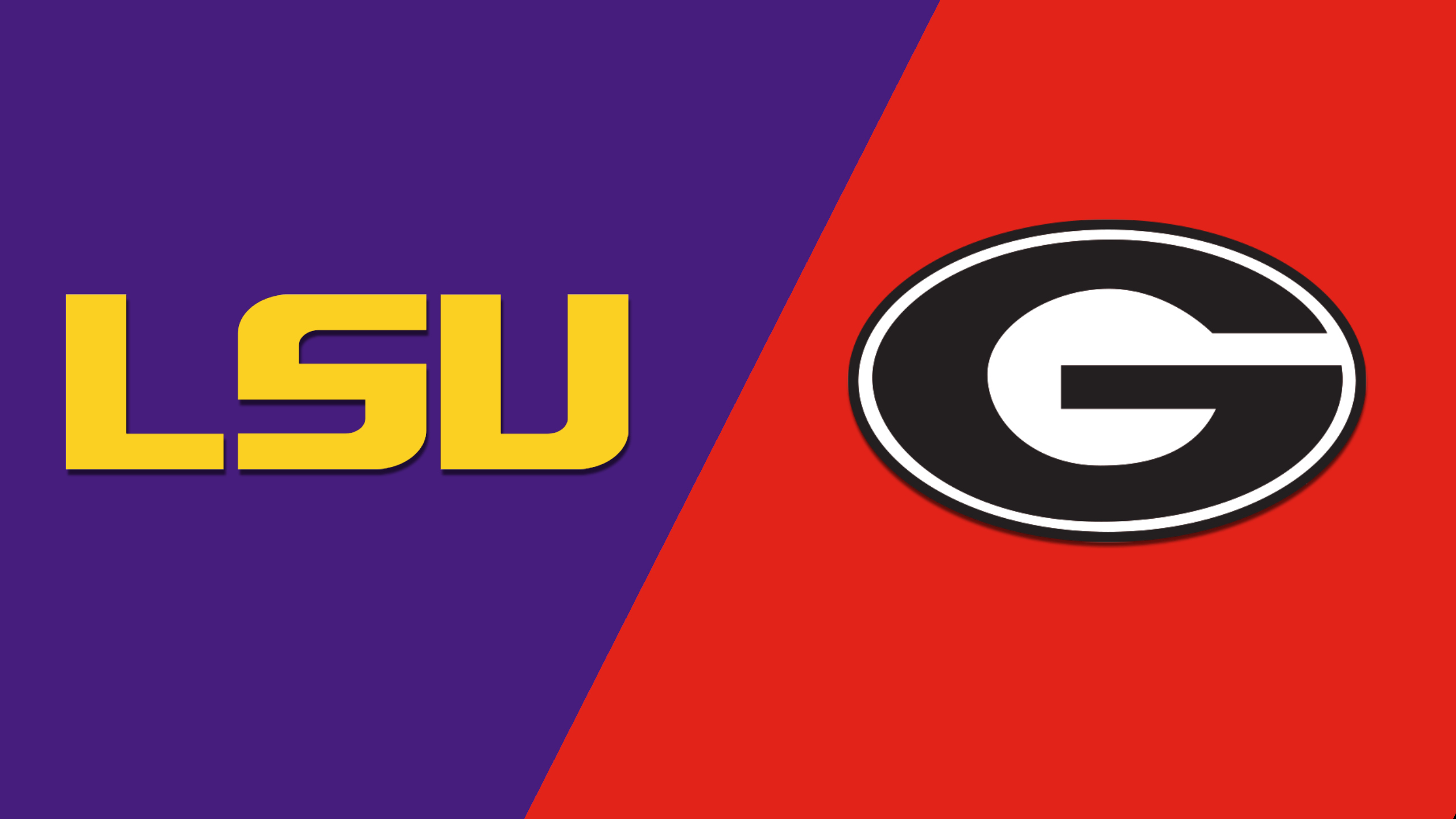 #6 LSU vs. #15 Georgia (Softball) (re-air)