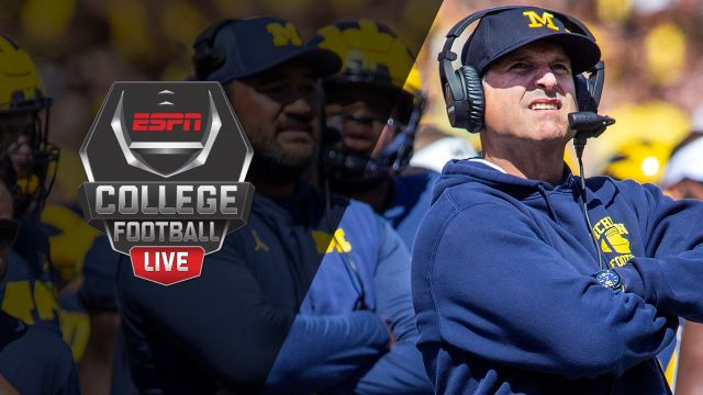 Fri, 9/20 - College Football Live