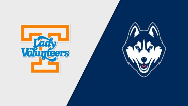 Tennessee vs. UConn (Rivalry Week) (W Basketball)