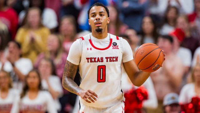Tue, 2/25 - #22 Texas Tech vs. Oklahoma (M Basketball)