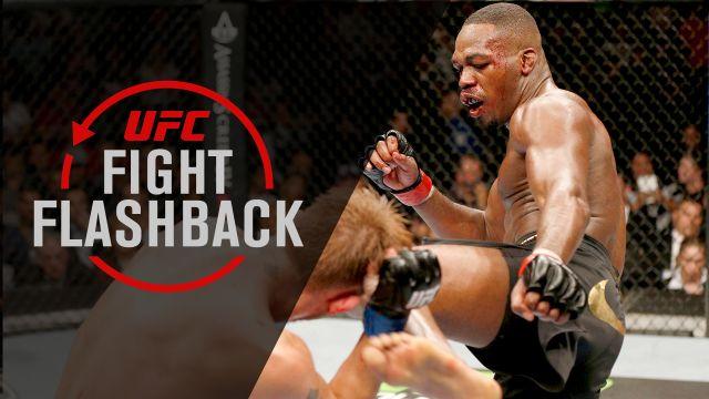 UFC Fight Flashback: Jon Jones vs. Alexander Gustafsson 1