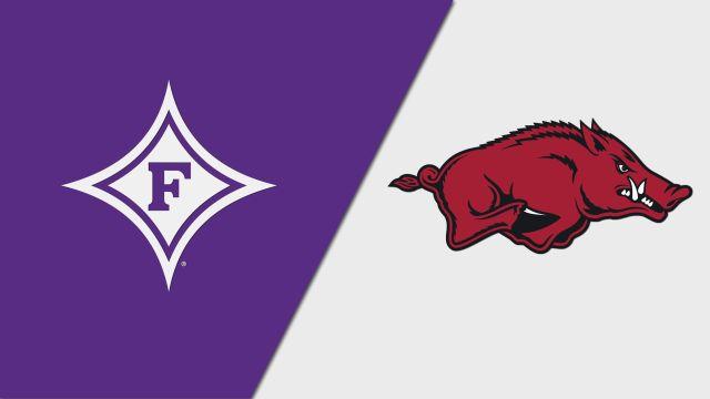 Furman vs. Arkansas (Softball)