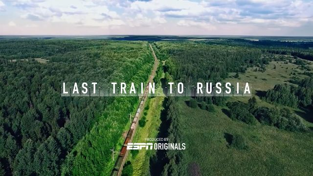 Last Train to Russia Episode 6: Ekaterinburg