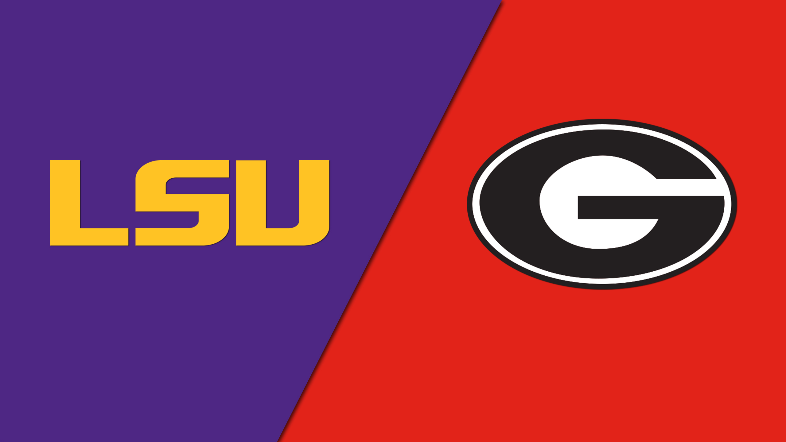 #11 LSU vs. #8 Georgia (Baseball)