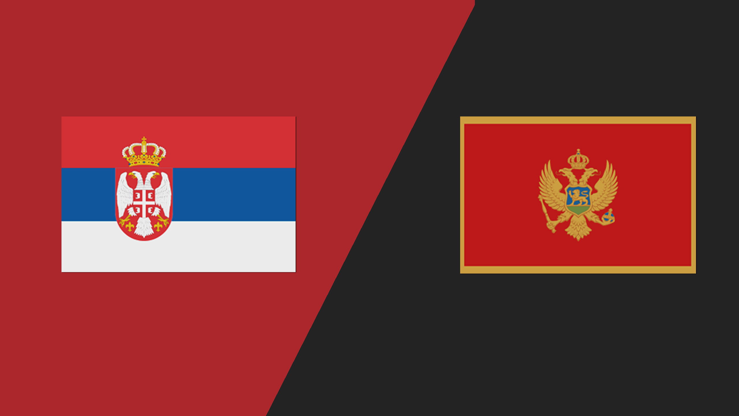 Serbia vs. Montenegro (UEFA Nations League)