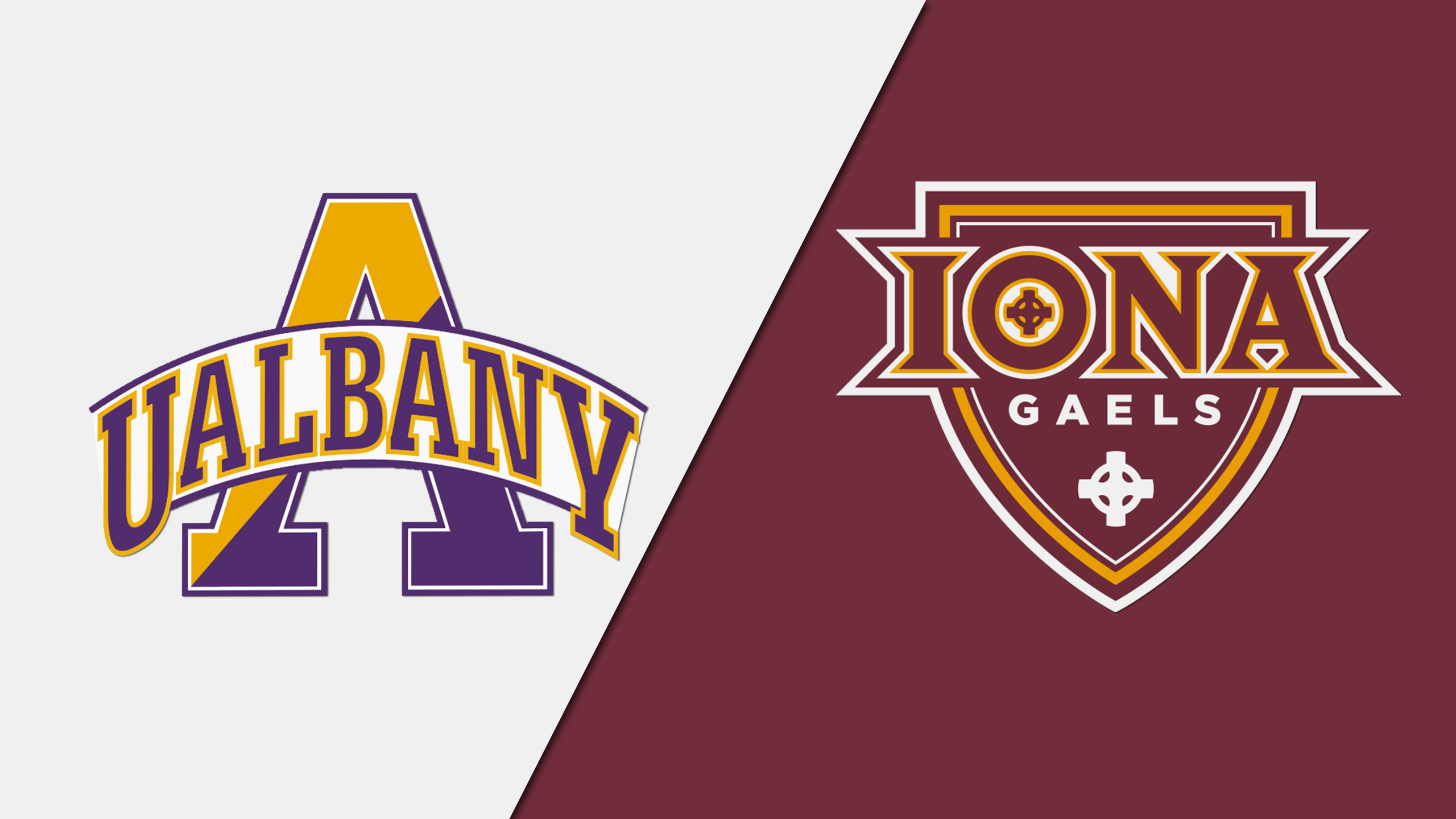 Albany vs. Iona (M Basketball)