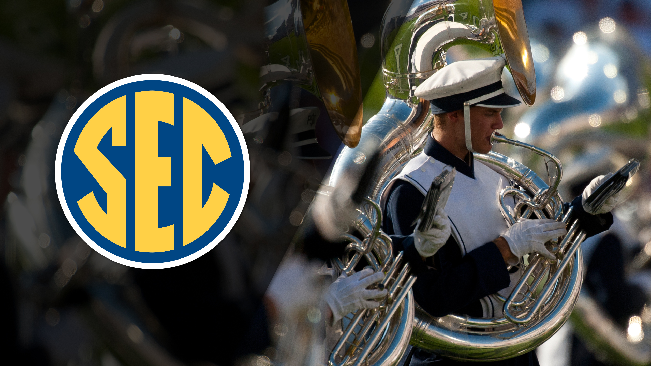 SEC Halftime Band Performances at Tennessee