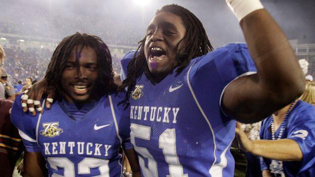 LSU vs. Kentucky