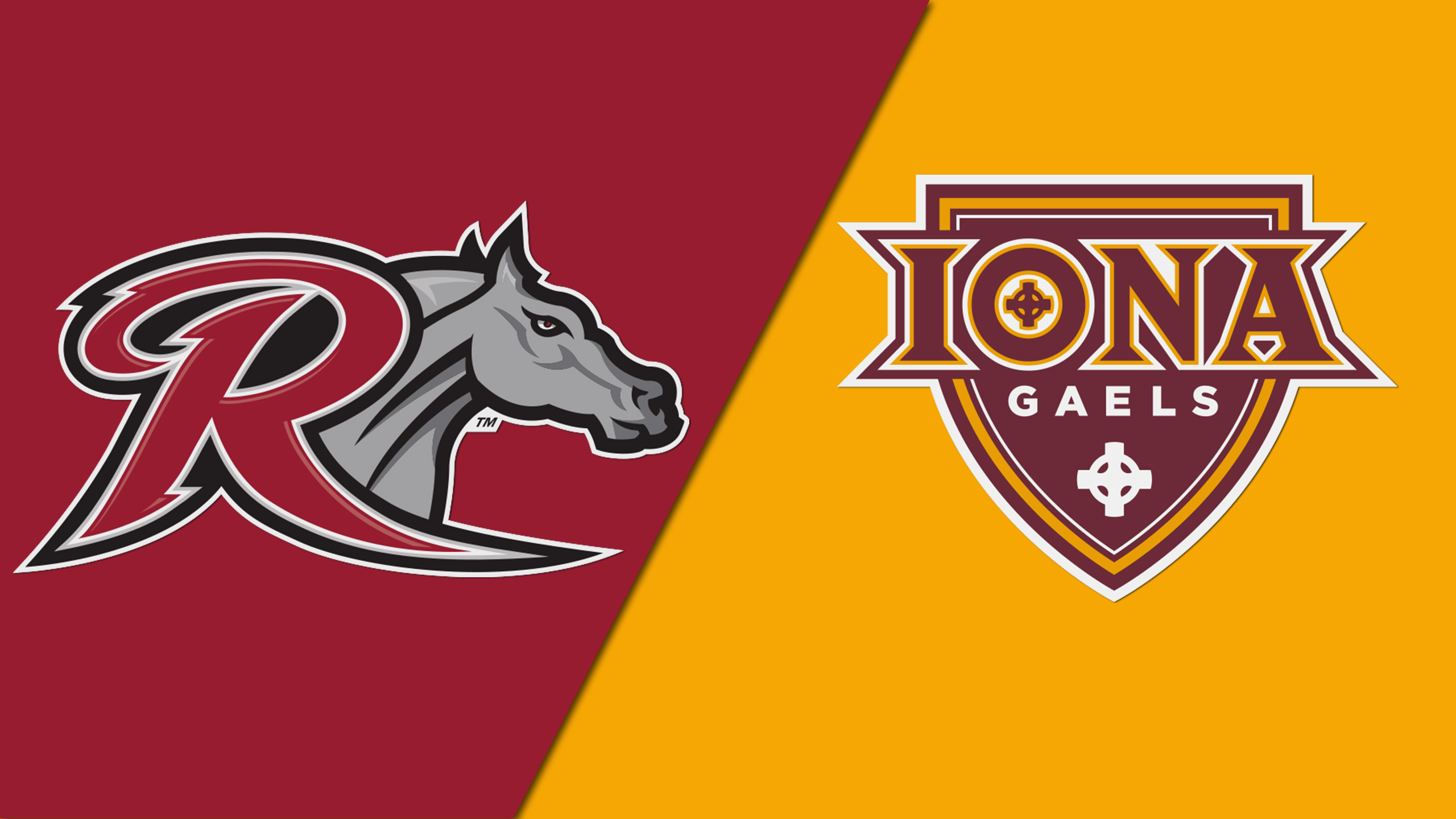 Rider vs. Iona (W Basketball)