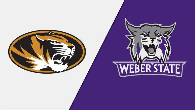 Missouri vs. Weber State (Site 8 / Game 5) (NCAA Softball Regionals)