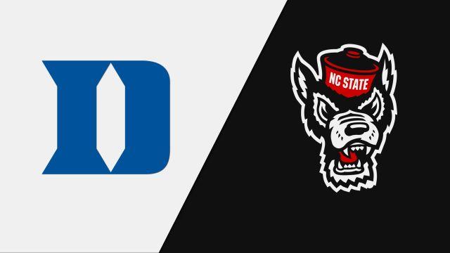 Duke Blue Devils vs. North Carolina State Wolfpack