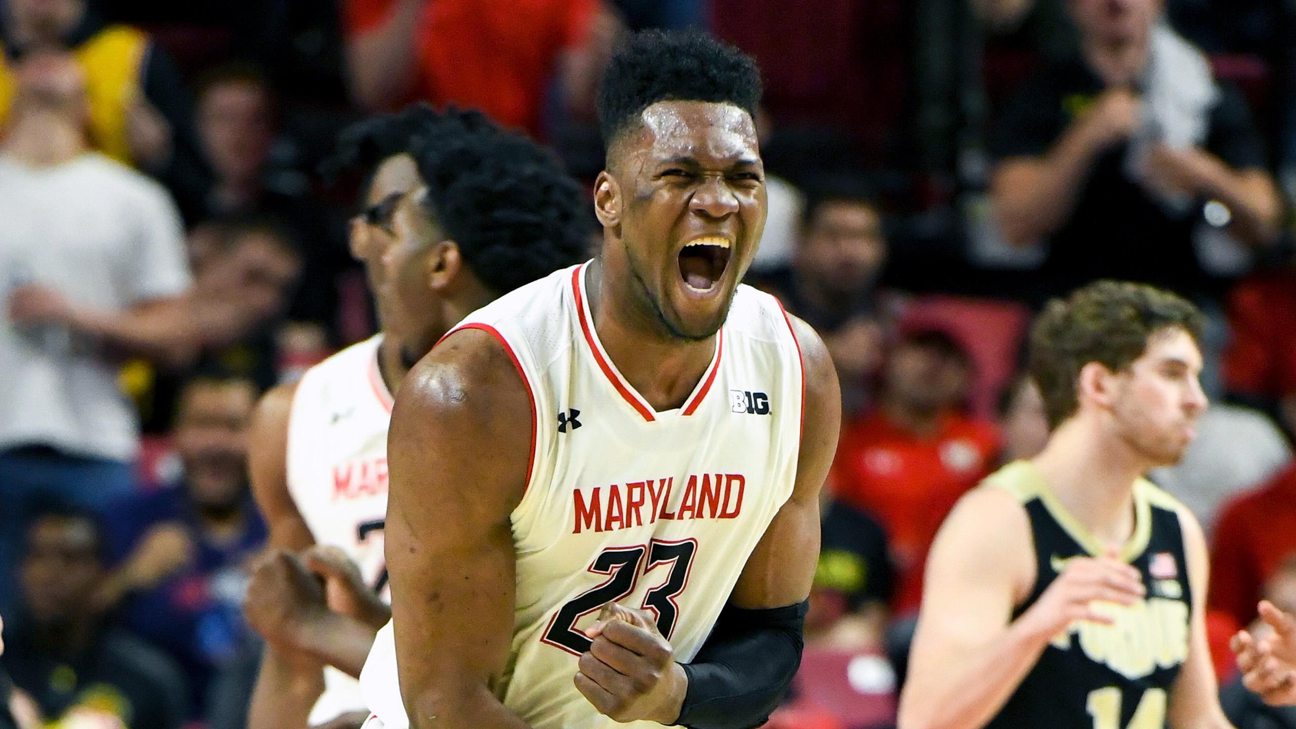 Ohio State vs. #24 Maryland (M Basketball)