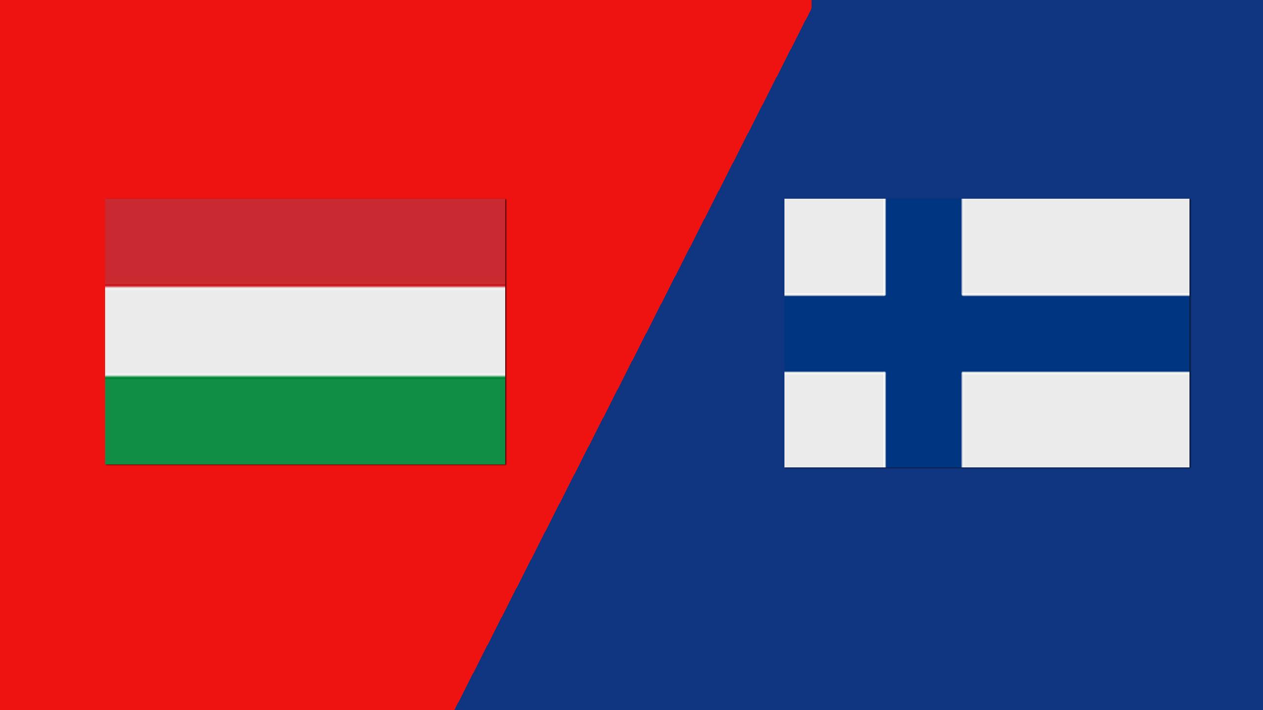 Hungary vs. Finland