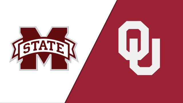 Sat, 1/25 - Mississippi State vs. Oklahoma (M Basketball)