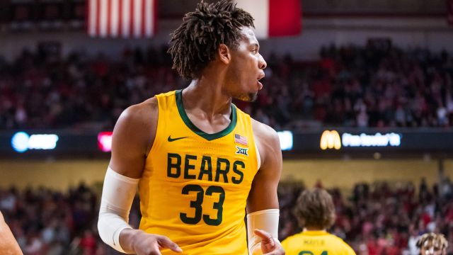 #1 Baylor vs. Iowa State (M Basketball)