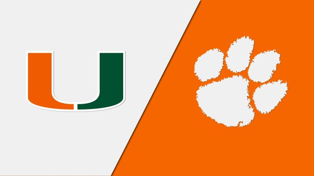 Miami vs. Clemson (W Basketball)