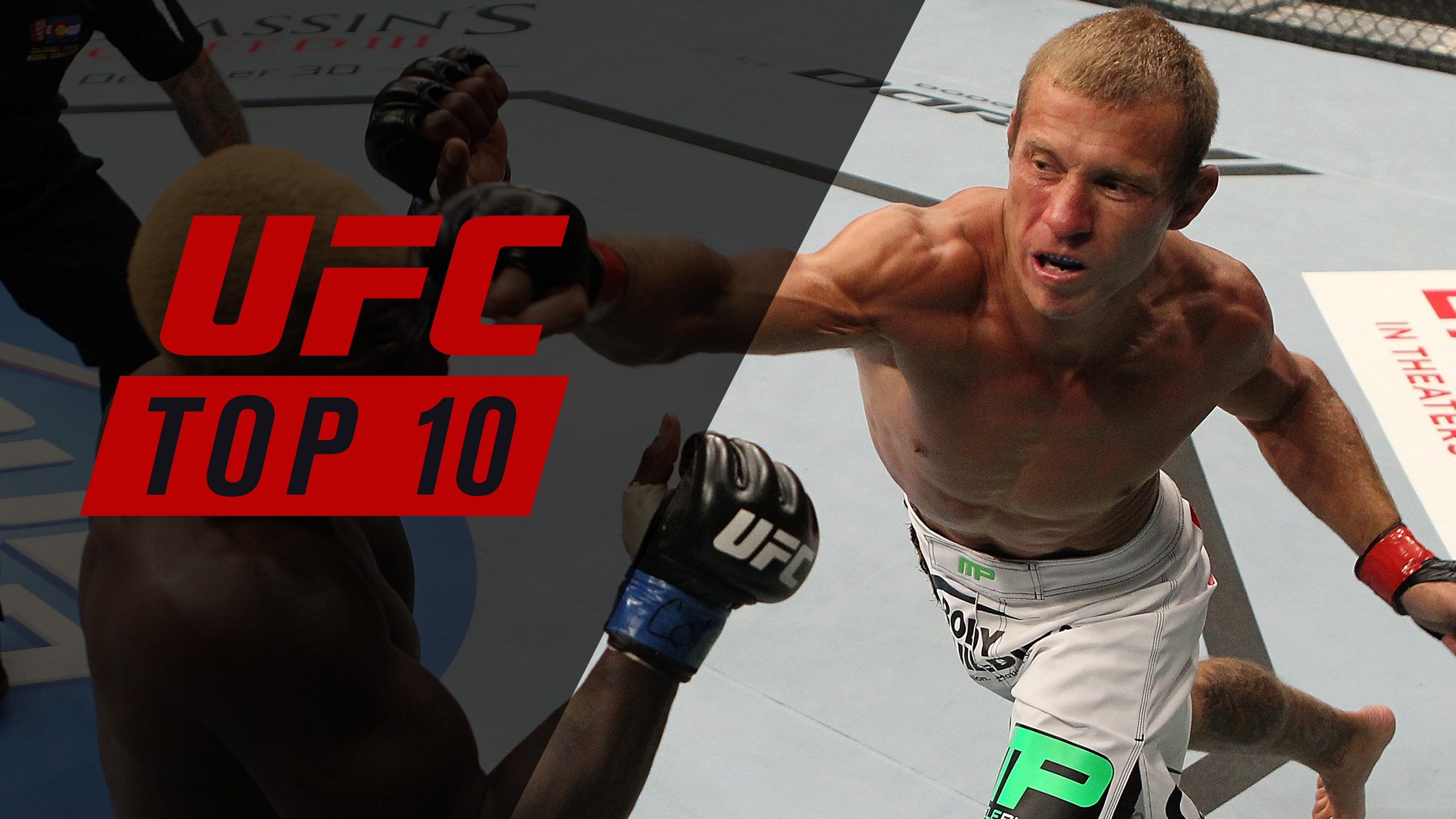 UFC Top 10: One-Round Wars