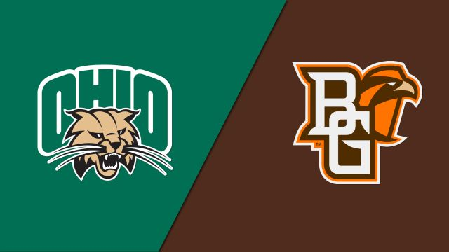 Tue, 11/19 - Ohio vs. Bowling Green (Football)