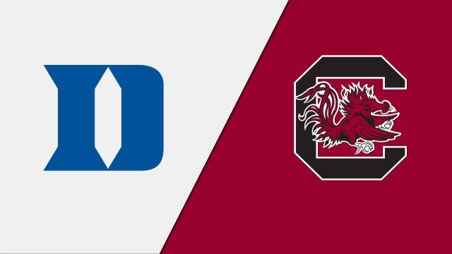 Duke vs. South Carolina (Softball)