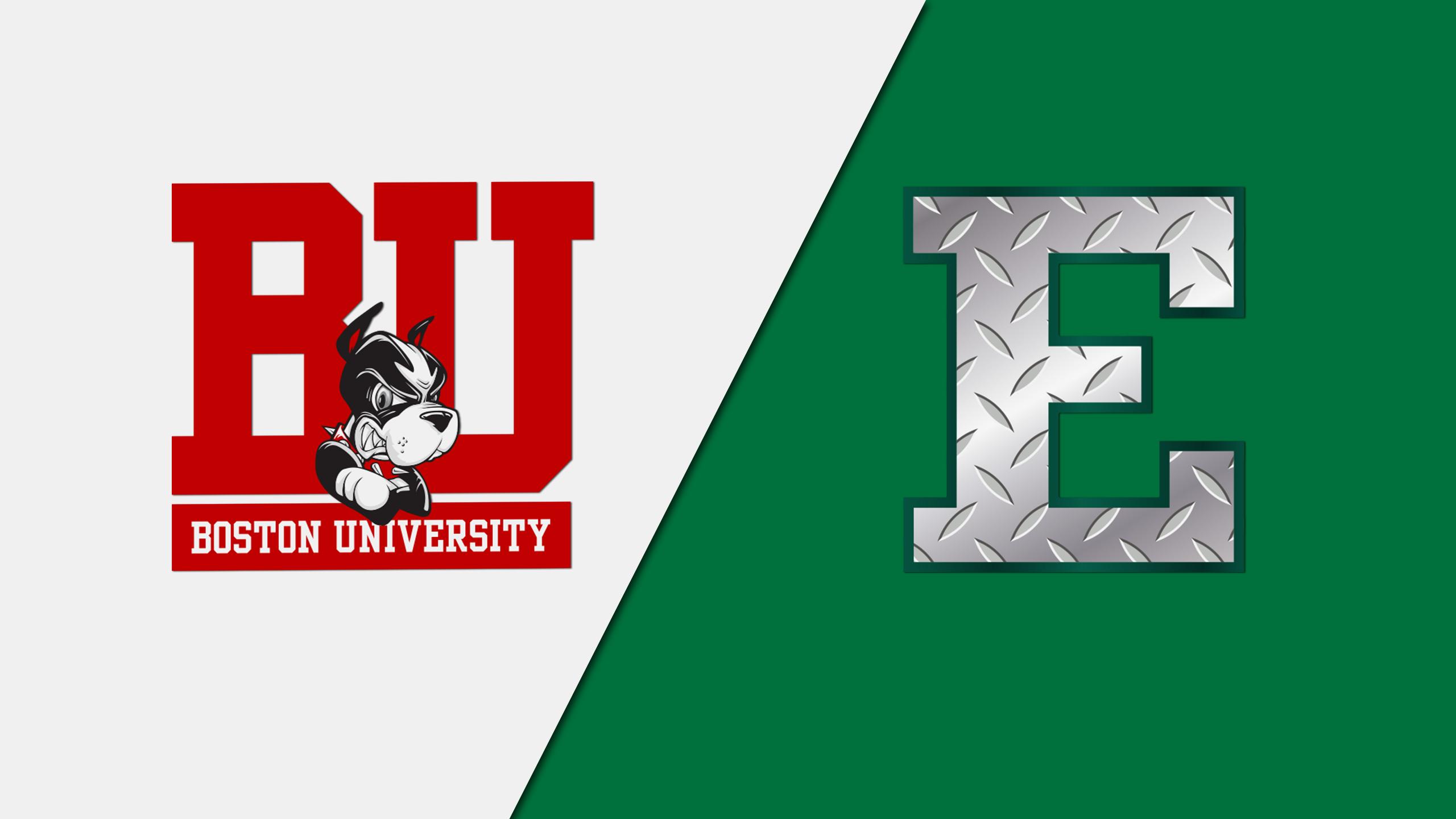 Boston University vs. Eastern Michigan (M Basketball)