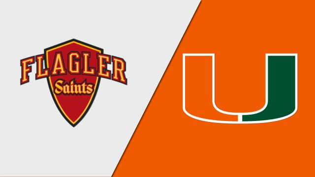 Flagler vs. Miami (M Basketball)