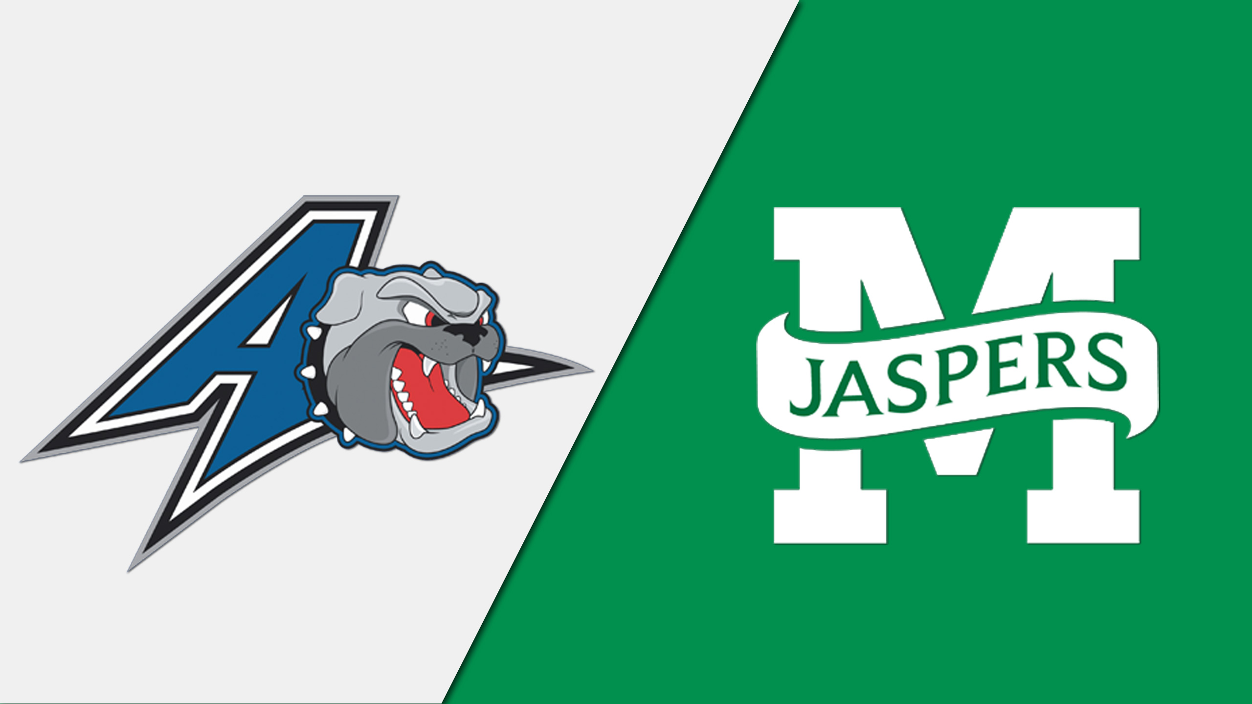 UNC Asheville vs. Manhattan (M Basketball)