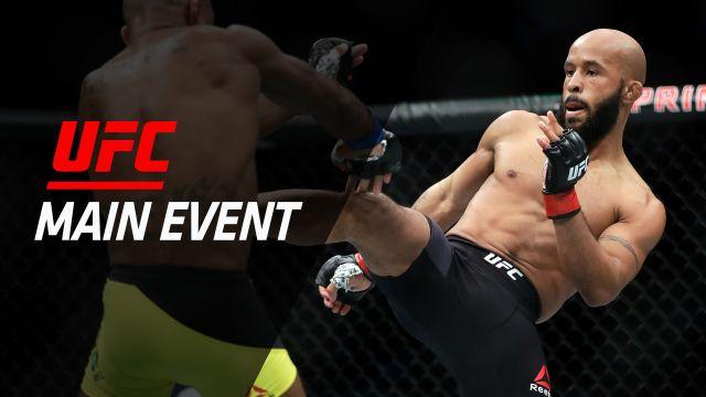 UFC Main Event: Johnson vs. Reis