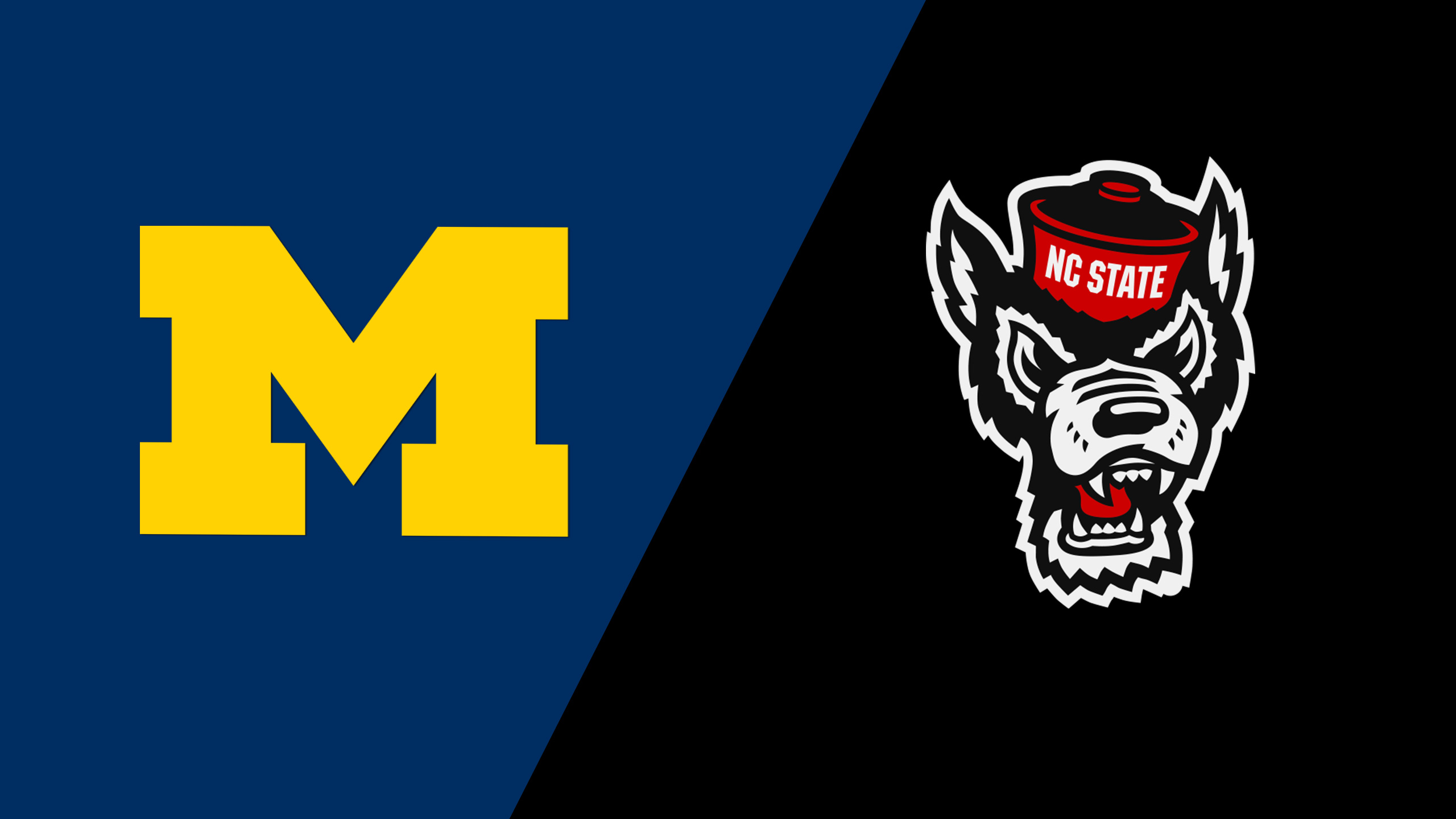 Michigan vs. #17 NC State (W Basketball)