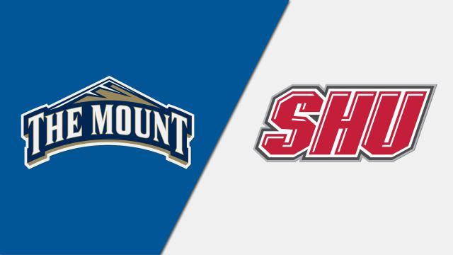 Mount St. Mary's vs. Sacred Heart (W Basketball)