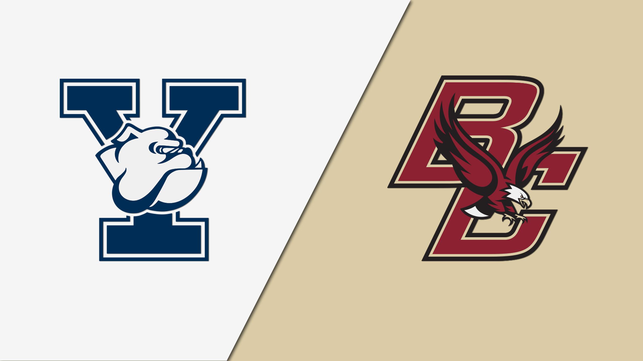 Yale vs. #1 Boston College (W Lacrosse)