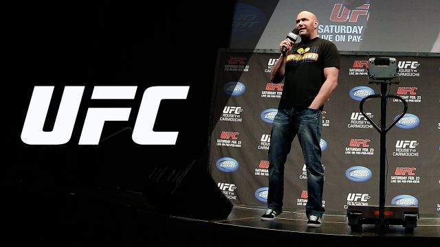 Fri, 8/16 - UFC 241 Weigh-In: Cormier vs. Miocic 2 (Ceremonial Weigh-Ins)