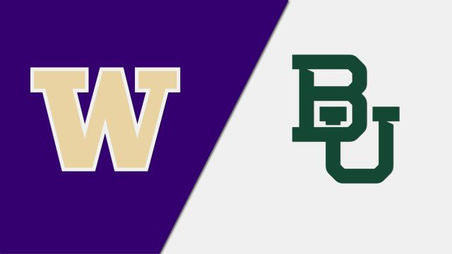 #8 Washington vs. #1 Baylor (Regional Final) (NCAA Women's Volleyball Tournament)