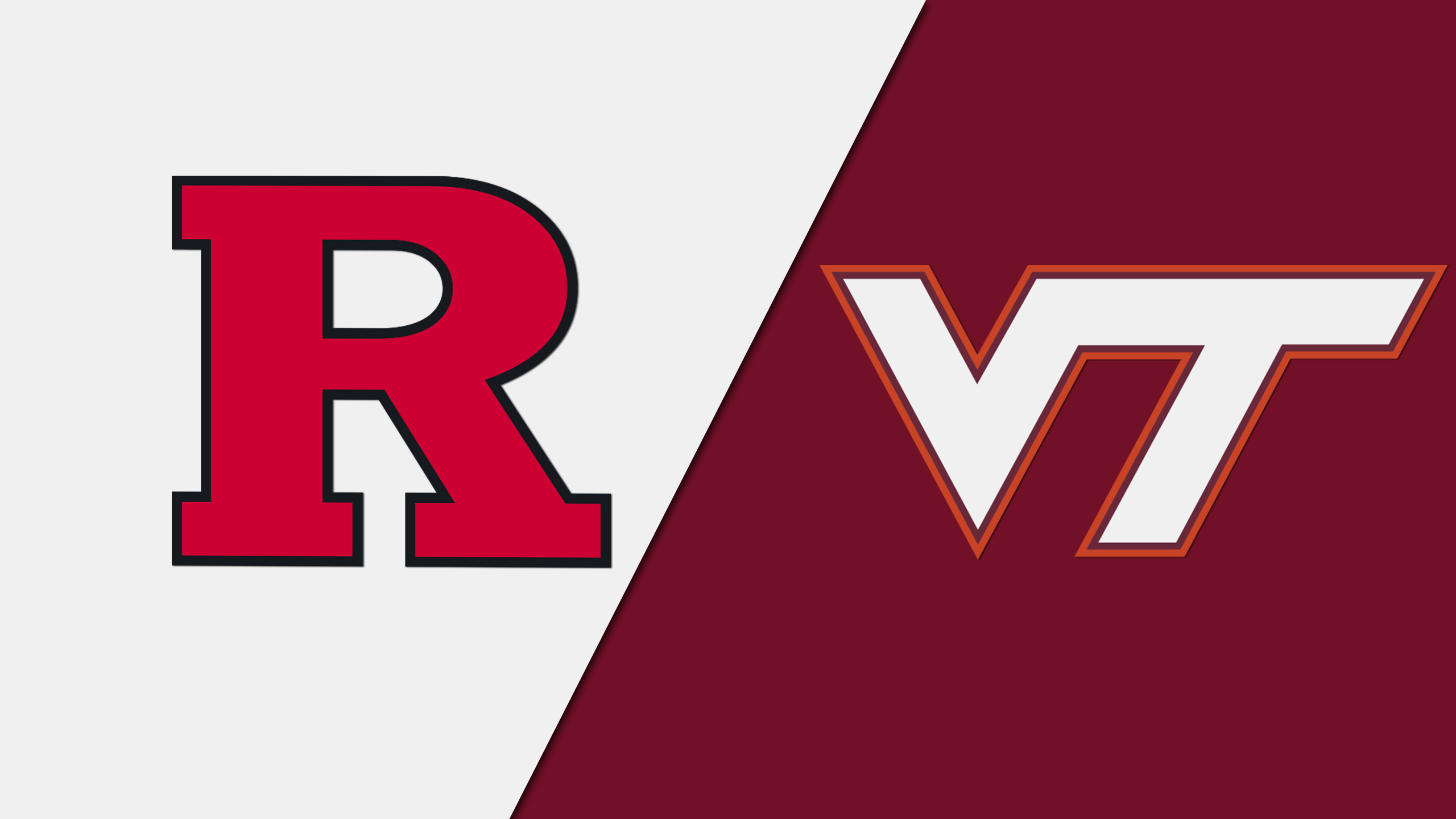 Rutgers vs. Virginia Tech (W Basketball)
