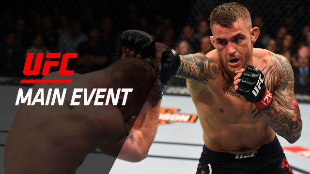 UFC Main Event: Poirier vs. Gaethje
