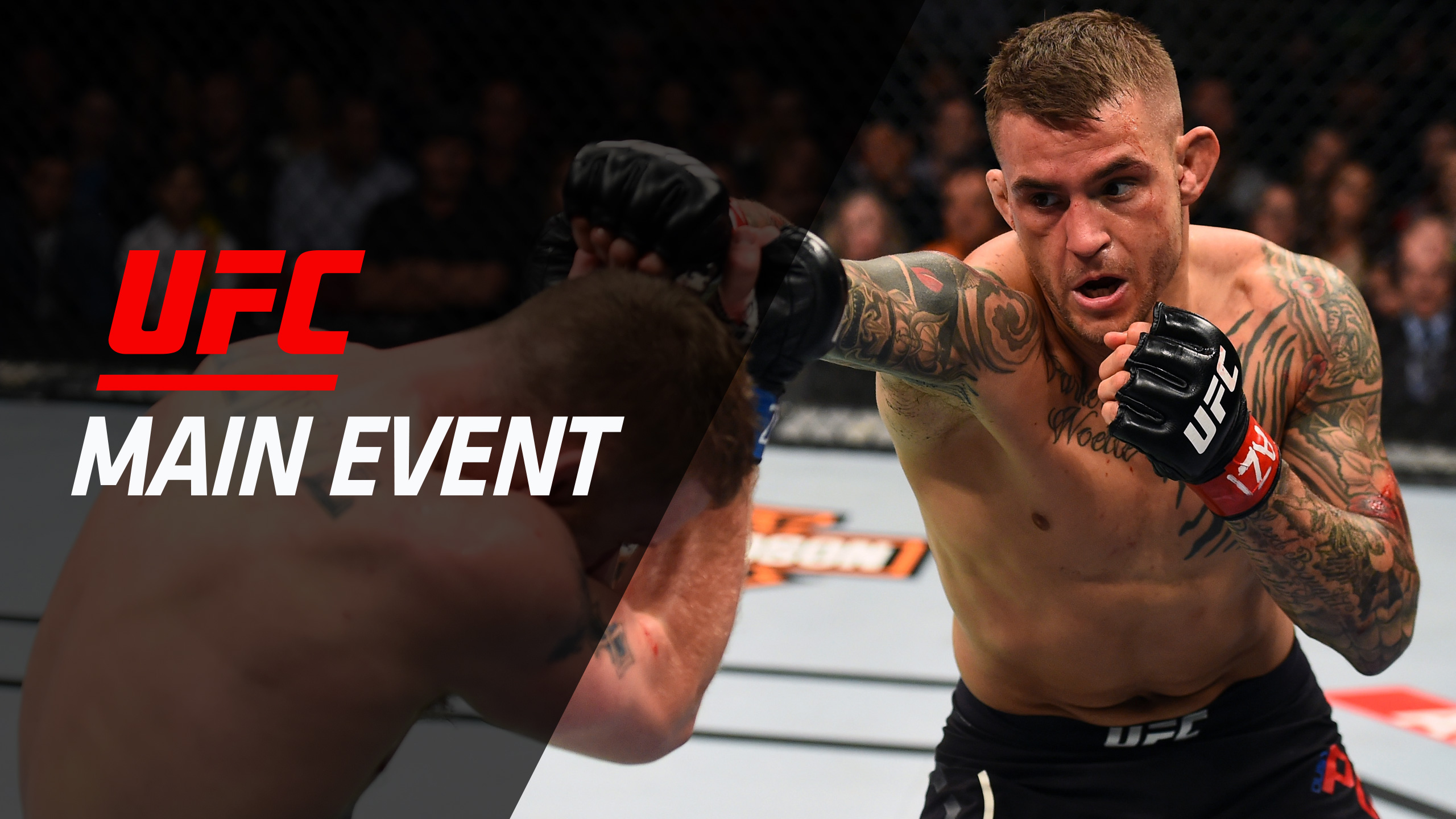 UFC Main Event: Poirier vs. Gaethje