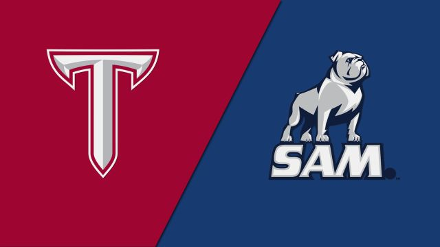 Troy vs. Samford (M Basketball)