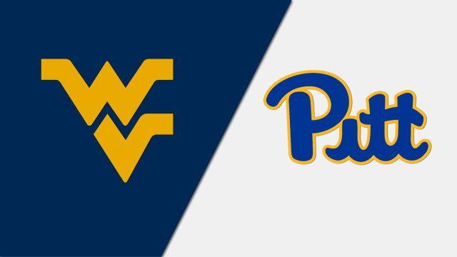 West Virginia vs. Pittsburgh (M Basketball)
