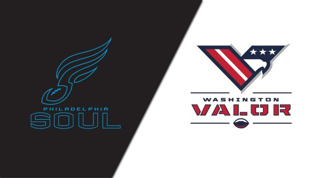 Philadelphia Soul vs. Washington Valor (Arena Football League)