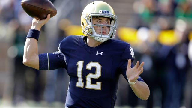 Notre Dame vs. Northwestern (Football)
