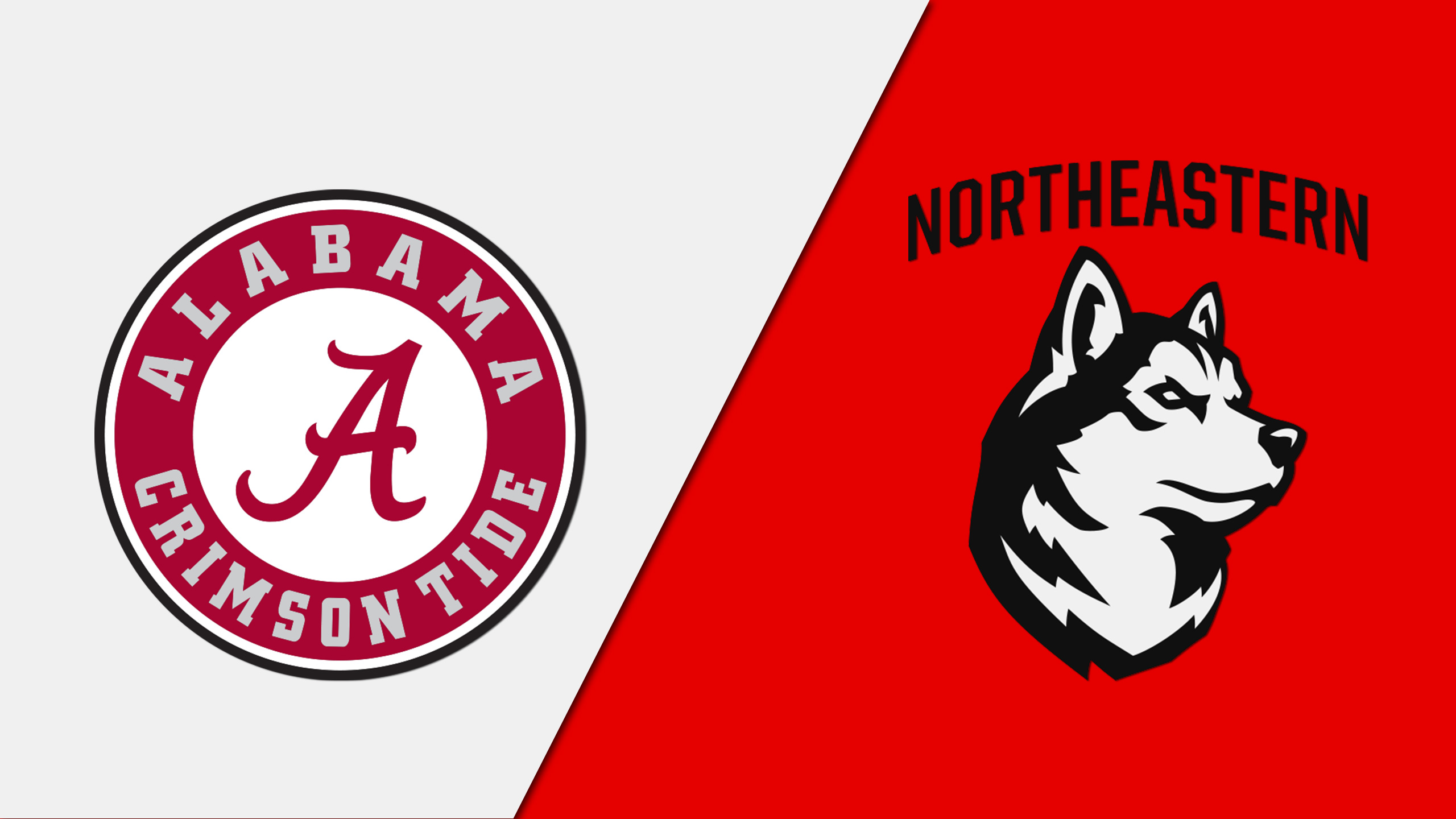 Alabama vs. Northeastern (Quarterfinal #2) (Charleston Classic)