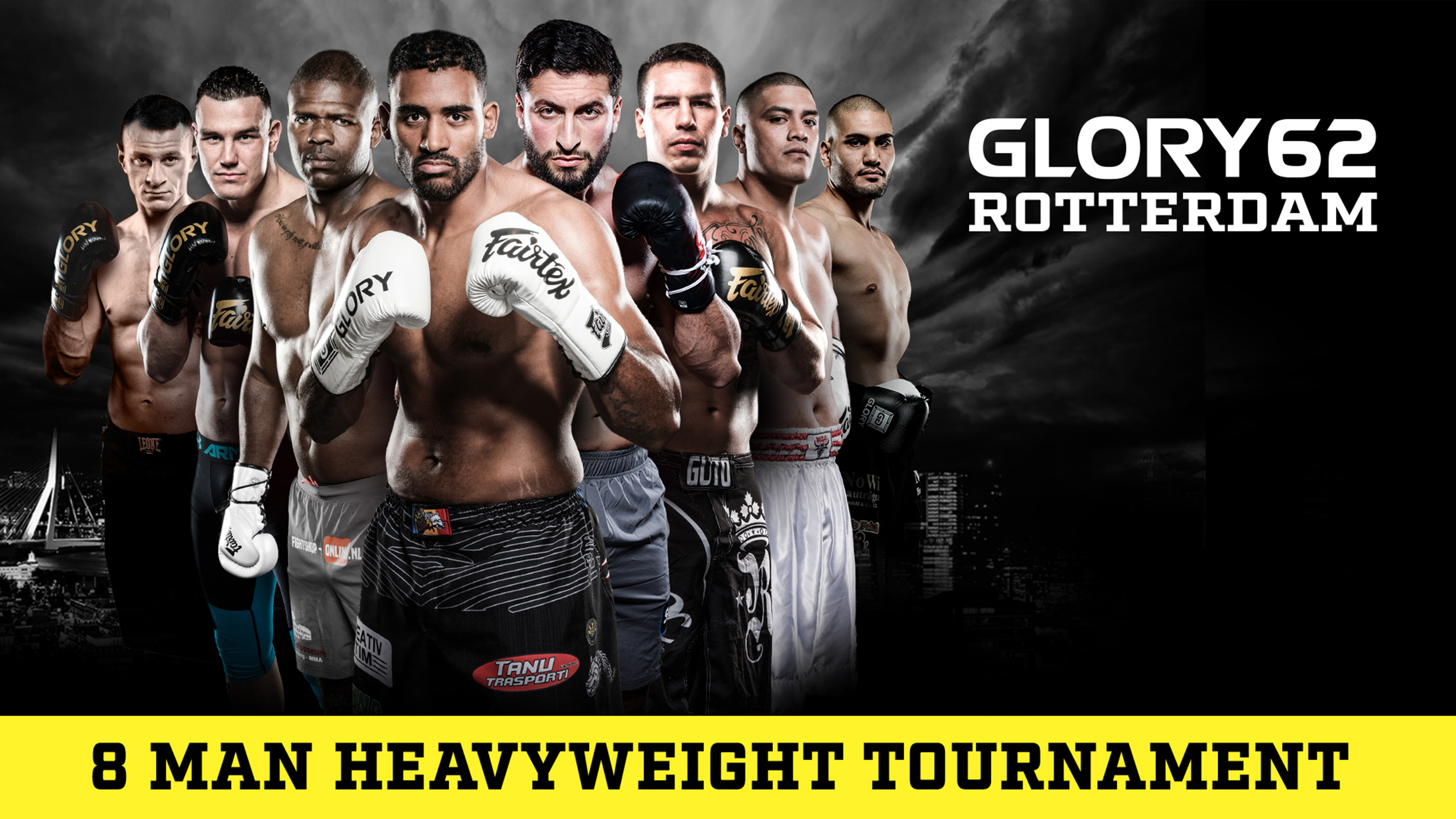 Kickboxing: GLORY 62