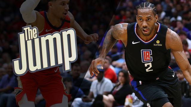 Fri, 1/24 - NBA: The Jump